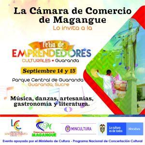 feria de Emprendedores culturales en guaranda @ parque central de guaranda
