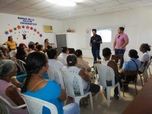 CAPACITACIÓN MARKETING DIGITAL @ CORREGIMIENTO SAN RAFAEL DE CORTINAS