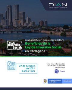BENEFICIOS DE LA LEY DE INVERSIÓN SOCIAL @ FACEBOOK CÁMARA DE COMERCIO MAGANGUÉ